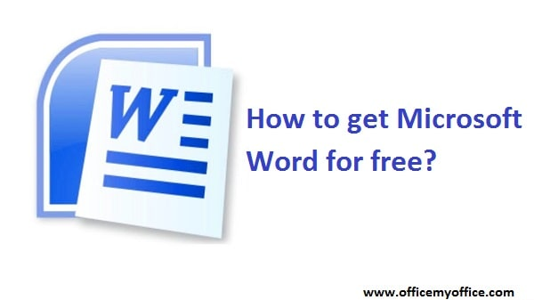 Microsoft Word for free