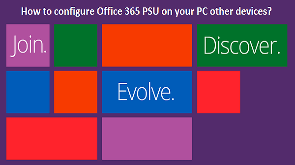 office 365 PSU