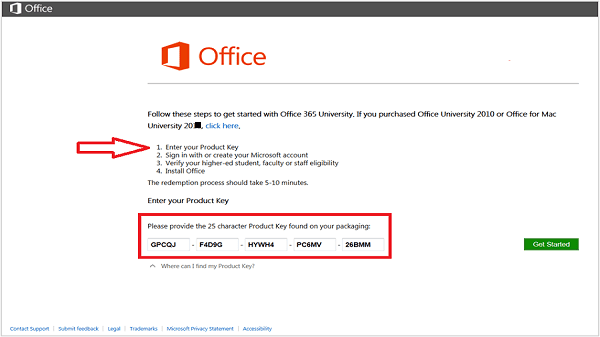 MS Office Cracked